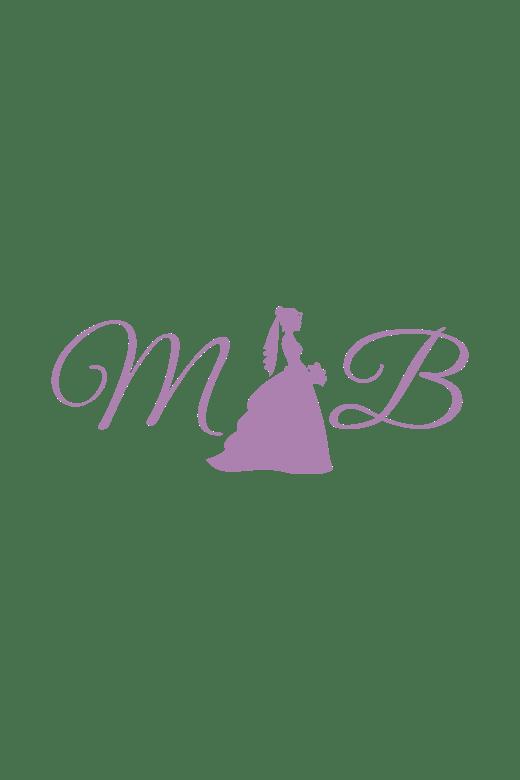 Modest Bridal by Mon Cheri TR11834 Scoop Neckline Wedding
