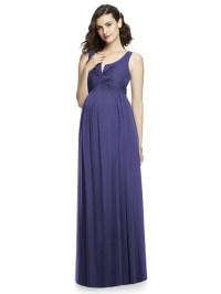 Dessy M424 Maternity Bridesmaid Dress | MadameBridal.com