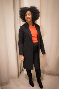 veste longue-5 idées de look femme enceinte