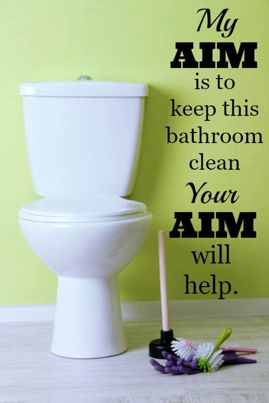 Quick Bathroom Clean Up Tips  Real Advice Gal