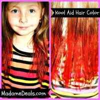 Kool Aid Hair Dye Recipe - Real Advice Gal