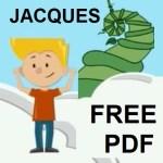 Jacques passe compose etre verbs free starter set