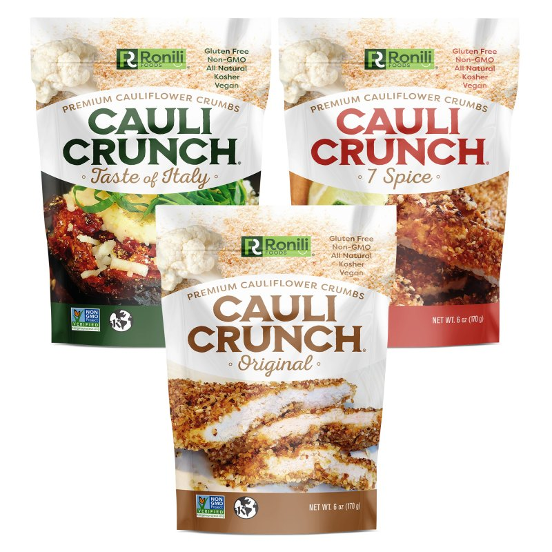 Cauli Crunch bread crumbs