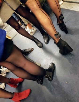 #EuropeanAdventure, sexy shoes, long legs, Naughty Girls get spanked, MadameSamanthaB, MadameSamanthaB spanks, Pro Disciplinarian, MadameSamanthaB interviews, Pro Disciplinarian, Girls spank girls, MILF, GILF,