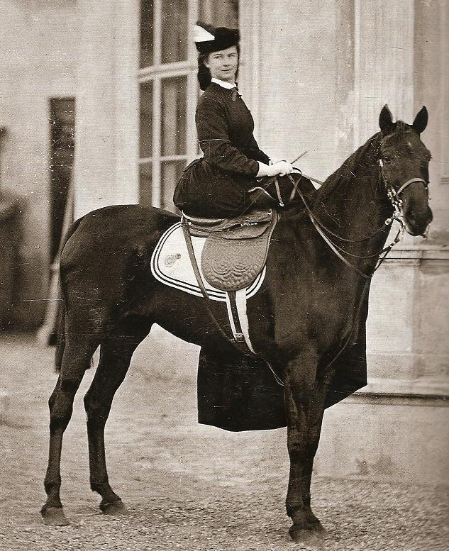 1863-Empress-of-Austria