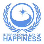 International Day of Happiness Official Partner Badge 20 March MadameSuccess.com