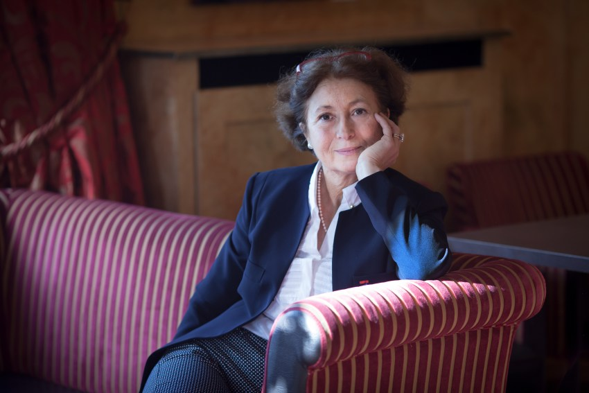 Maryse Viseur, President France Avenir, Paris, France