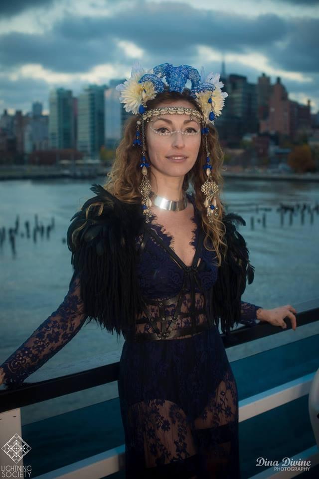Saida Mouradova Concept of Goddess