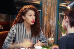 Assia Benziane adjointe au maire Fontenay-sous-Bois droits des femmes Paris France