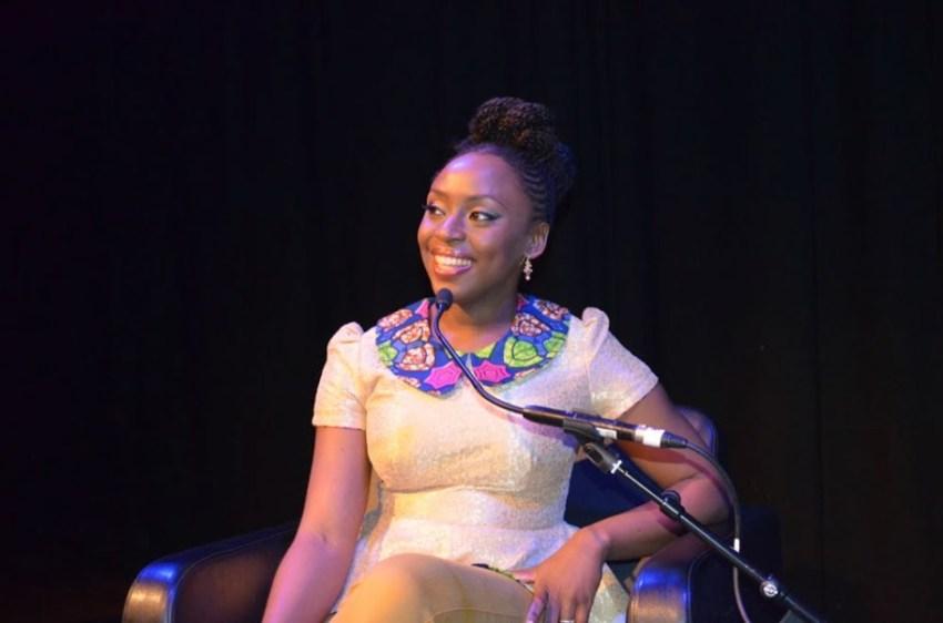Chimamanda Ngozi Adichie from Chimamanda.com