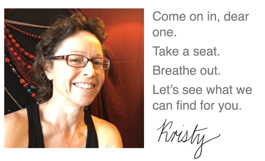 Kristy Arbon HeartWorks Mindfulness Self-Compassion Welcome Word HeartWorks