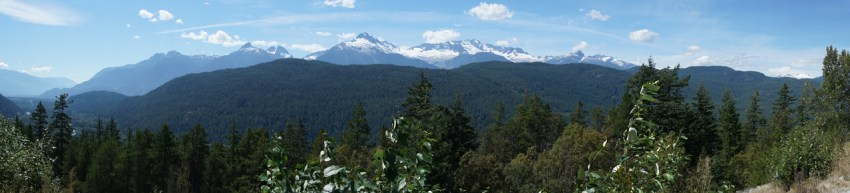 Amy Vatanakul Mountains Panorama