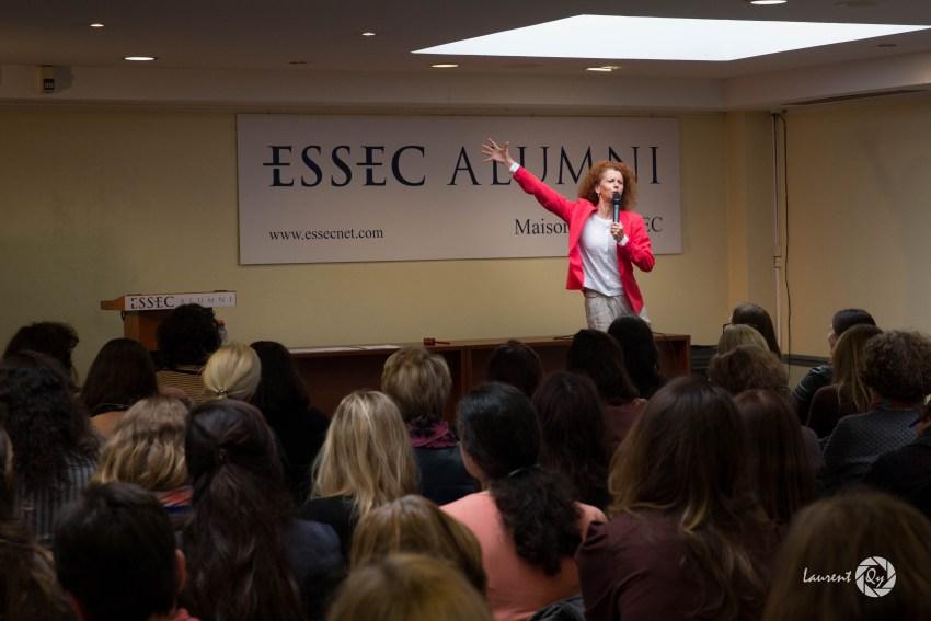 Elisabeth Dancet Speaker Conf. Femmes 2016