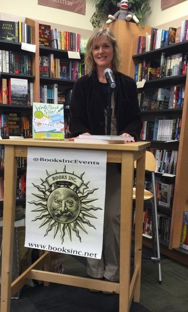 Karen Benke Book Reading Interview MadameSuccess.com