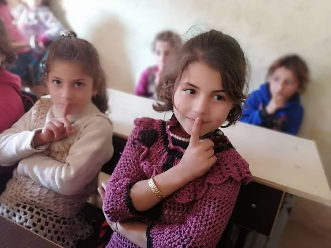 Inspiring Ghaida Hussein_Syrian Refugees crisis solutions_School Classes_Save The Children_MadameSuccess_6