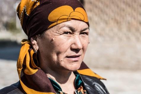 Portrait Ouzbékistan, Samarcande