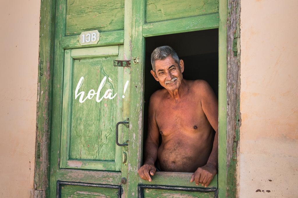 Blog Madame Voyage Cuba Trinidad Portrait Cubain