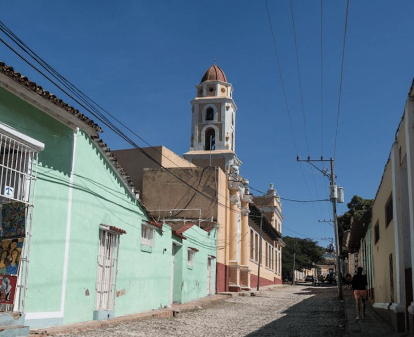 Blog Madame Voyage à Cuba, dans les rues ombragées de Trinidad