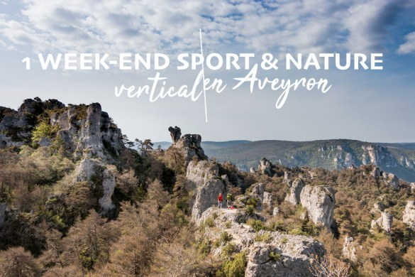 Un week-end sport et nature en aveyron