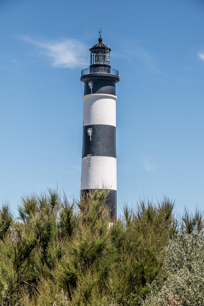 Le phare de Chassiron au nord de l'île - Blog Madame Voyage