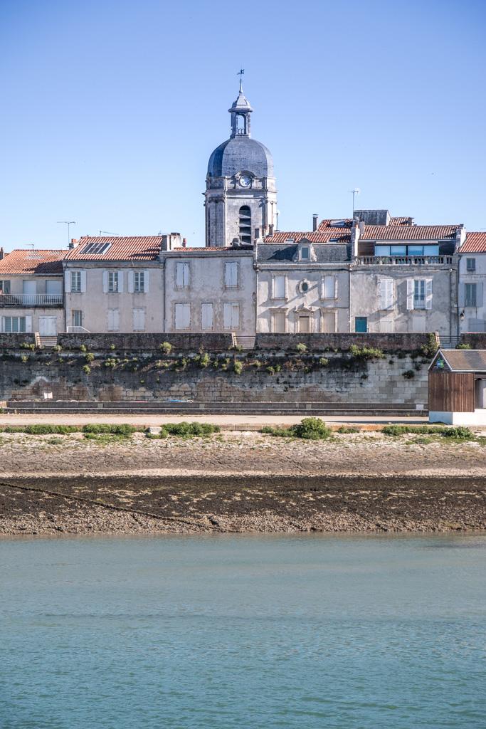 La Rochelle, en bateau
