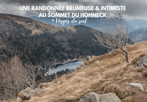 Une randonnee au sommet du hohneck dans les vosges blog madame voyage