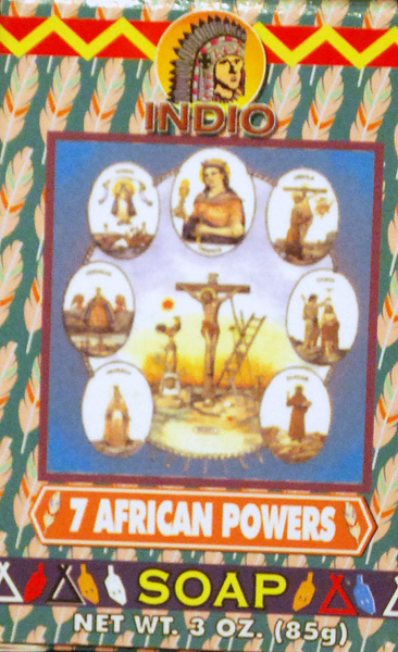 African Spiritual Baths