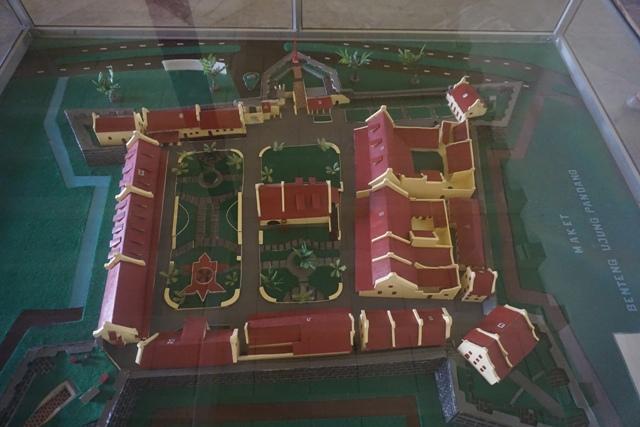 Gambaran Benteng Roterdam