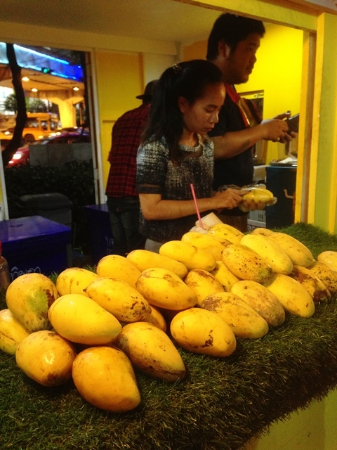 Mango Sticky Rice Stall