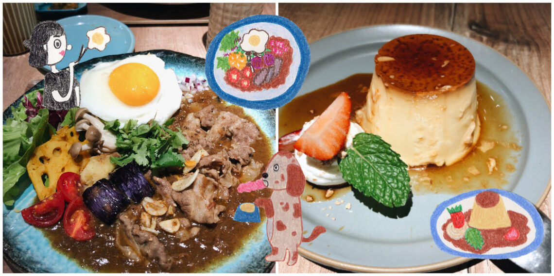 【捷運臺北中山站】超狂美食『稻町家香料咖哩』網友大推必吃日式咖哩飯!