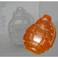 """Пластиковая форма """"Граната"""""""