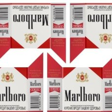 Наклейка Сигареты Marlboro