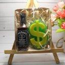 Набор мыла Виски, доллар