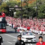 広島カープ経済効果340億円!広島市に総額5億円寄付