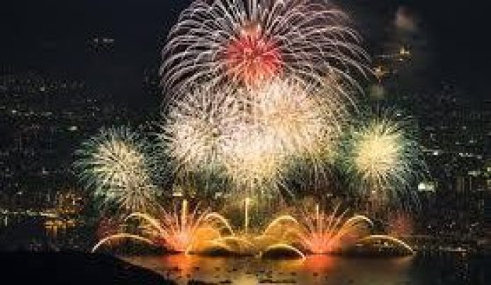 広島港花火大会
