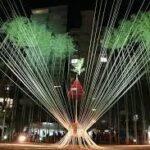 大イノコ祭り袋町公園に今蘇る1.5tの大石が空中に舞う!