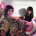 葵わかな広島県の伝統芸能神楽「舞え!KAGURA姫」に挑む!