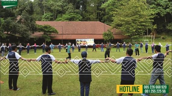 Alternatif Memilih Lokasi Outbond di Bandung