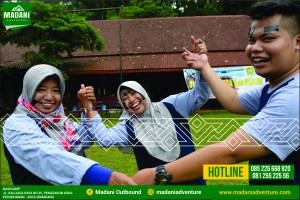 Outbound Bandungan Madani Adventure