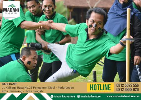 Bagaimana Memilih Biaya Outbond Team Building di Sikembang Batang