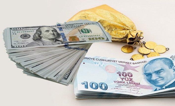 والذهب تعبيري 1 - ارتفاع جديد للعملات الإثنين مقابل أسعار الليرة السورية والتركية - Mada Post