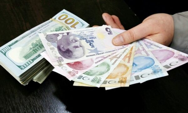 التركية مقابل الدولار تعبيرية 1 600x362 - أسعار العملات والذهب الأربعاء مقابل العملات الأجنبية - Mada Post