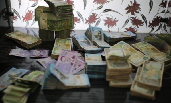 والليرة السورية 1 600x362 - تغير جديد في أسعار العملات والذهب مقابل الليرة السورية والتركية 16 10 2020 -