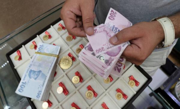 والذهب تعبيرية 1 600x362 - الليرة التركية تواصل انخفاضها التاريخي وتغيرات جديدة في السورية - Mada Post