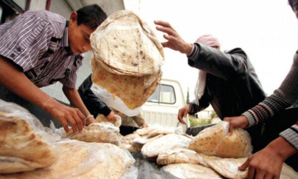 """في سوريا مواقع التواصل 1 600x362 - """"جيبو خبزاتكم وتفضلوا عالغدا"""" .. هكذا غيّر الأسد عادات أهل الكرم في سوريا (فيديو) -"""