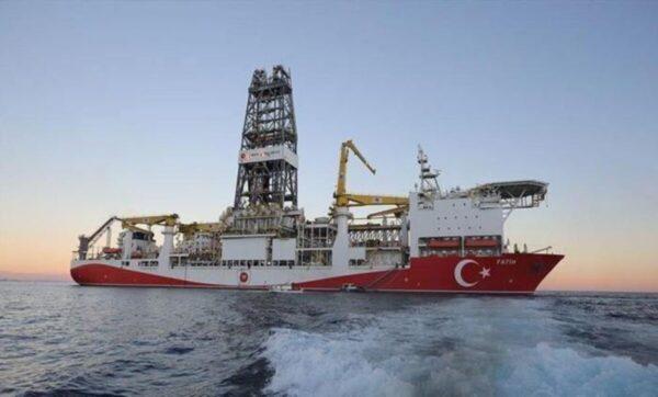 توركالي مواقع التواصل 600x362 - تركيا تبدأ التنقيب عن الغاز في حقل جديد بالبحر الأسود - Mada Post