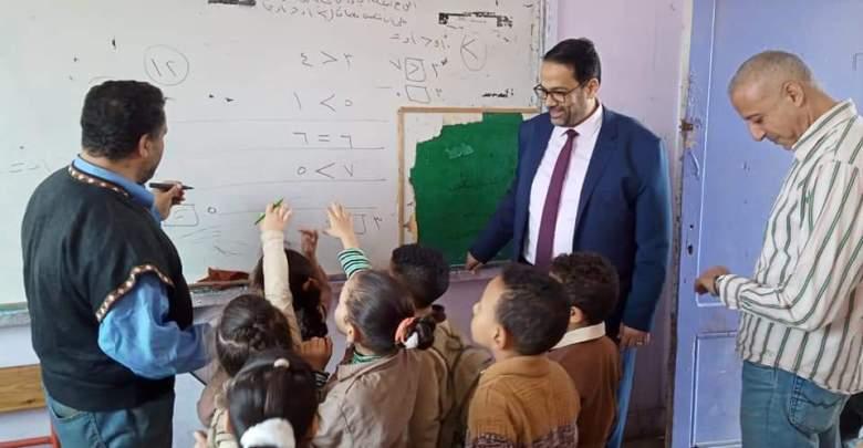 انطلاق الاتوبيس الطائر بالغربية لمتابعة انتظام العملية التعليمية بالمدارس