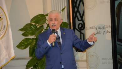 وزير التعليم يعلن تفاصيل امتحانات طلاب الدمج غدًا