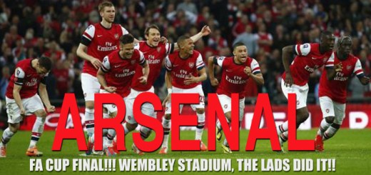 Arsenal FA Cup Semifinal Win