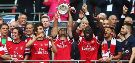 Arsenal Win 2014 FA Cup